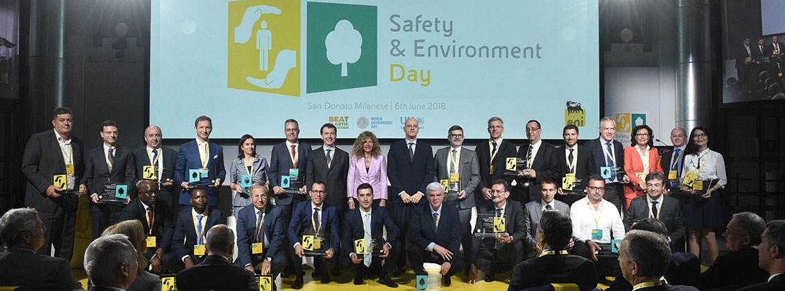 One day and a safety award