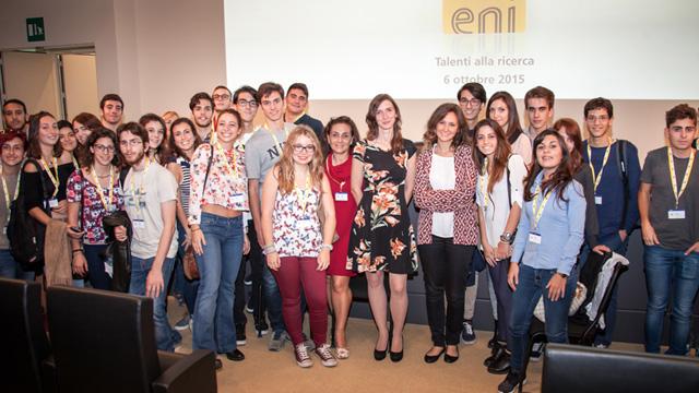 Eni Award 2015. Riconoscimenti all'innovazione