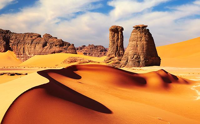 Le attività di Eni in Algeria