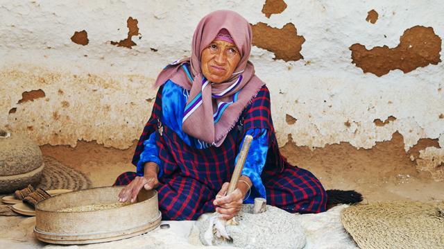 I progetti di sostenibilità di Eni in Libia