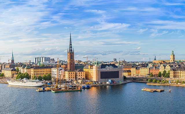 Le attività di Eni in Svezia