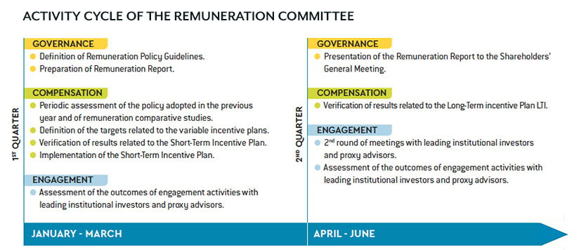 Remuneration Committee cycle