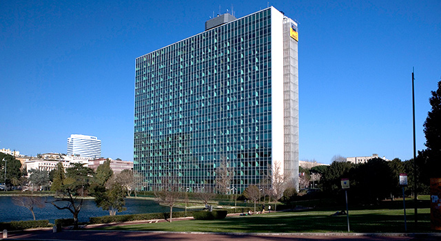 Eni Headquarter Rome
