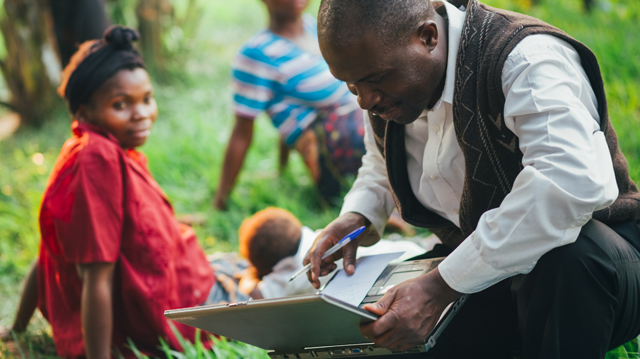 Eni's sustainability project in Congo