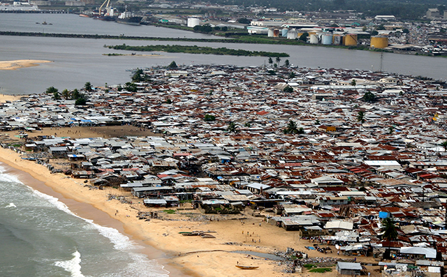 Eni's activities in Liberia