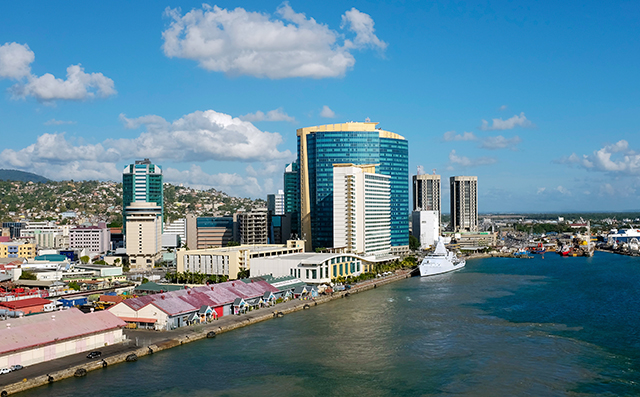Eni's activities in Trinidad and Tobago