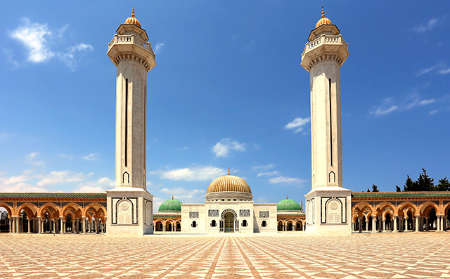 Image of Tunisian Mosque