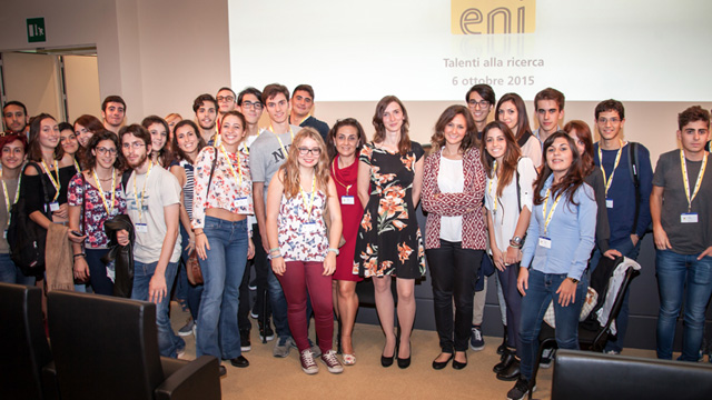 Eni Award 2015. Innovation Awards