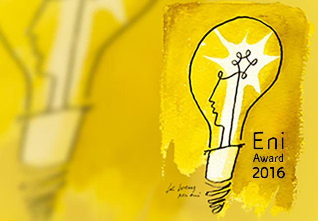 Eni Award Edizione 2016