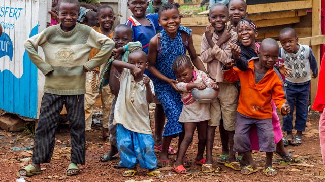 I progetti di sostenibilità di Eni in Angola