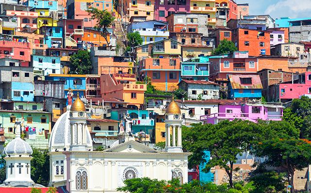 Le attività di Eni in Ecuador