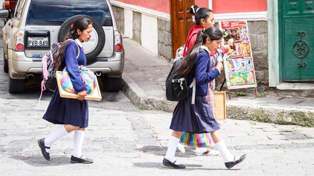 I progetti di sostenibilità di Eni in Ecuador