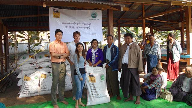 I progetti di sostenibilità di Eni in Myanmar
