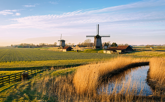 Le attività di Eni nei Paesi Bassi
