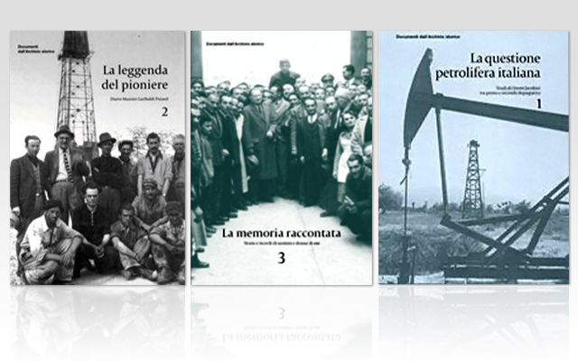 Documents from Eni's Historical Archive