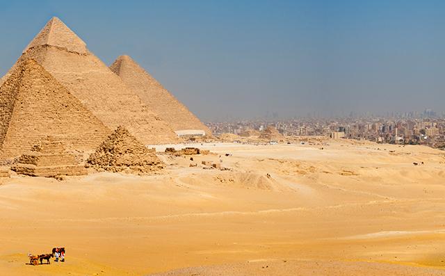 Eni's activities in Egypt