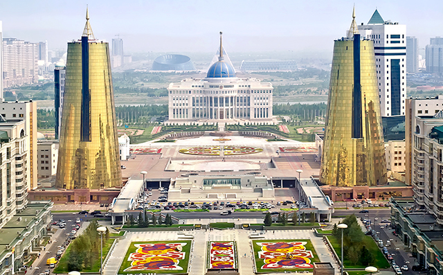 Eni's activities in Kazakhstan
