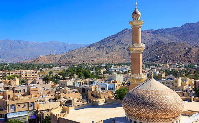 Eni's activities in Oman