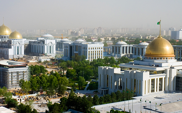 Eni's activities in Turkmenistan